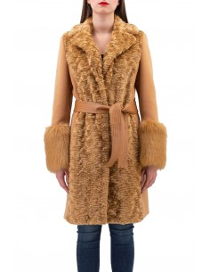 CAPPOTTO LUCKYLU IN PANNO...