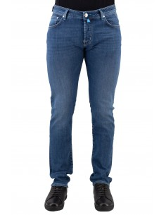 JEANS JACOB COHEN BLU IN...