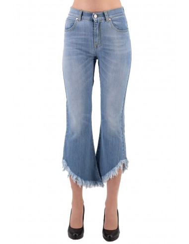 JEANS TWENTY EASY CON FRANGE DENIM