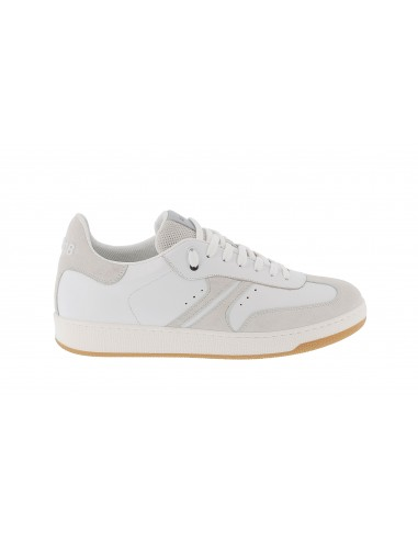 SNEAKERS AM318 BIANCA IN PELLE CON...